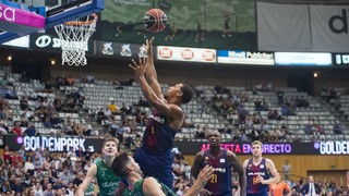 Joventut 72 - Barça Lassa 74 (ACB)