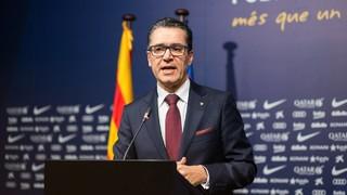Mensaje del FC Barcelona