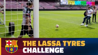 The Lassa tyres challenge