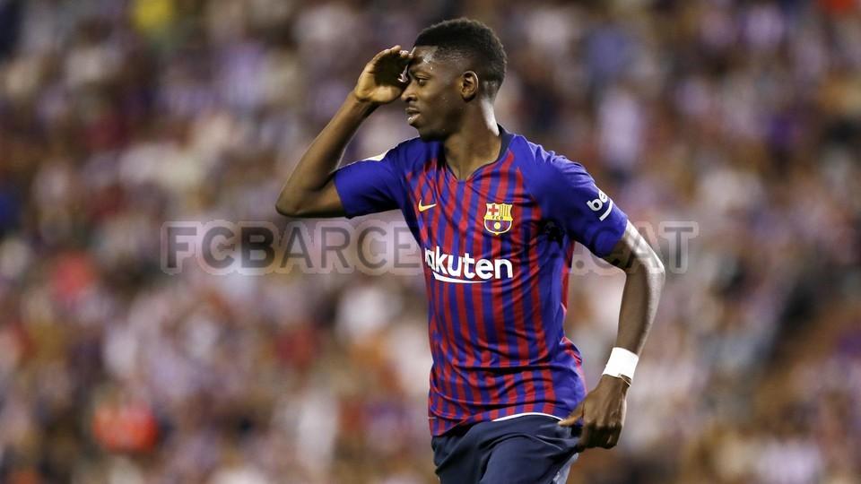صور مباراة : بلد الوليد - برشلونة 0-1 ( 25-08-2018 )  96710709
