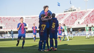 FC Barcelona 1-1 Sporting Clube Portugal: Perfect record denied in final minute