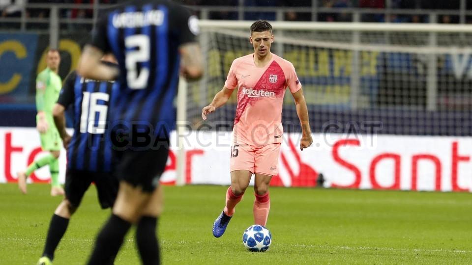 صور مباراة : إنتر ميلان - برشلونة 1-1 ( 06-11-2018 )  102161205