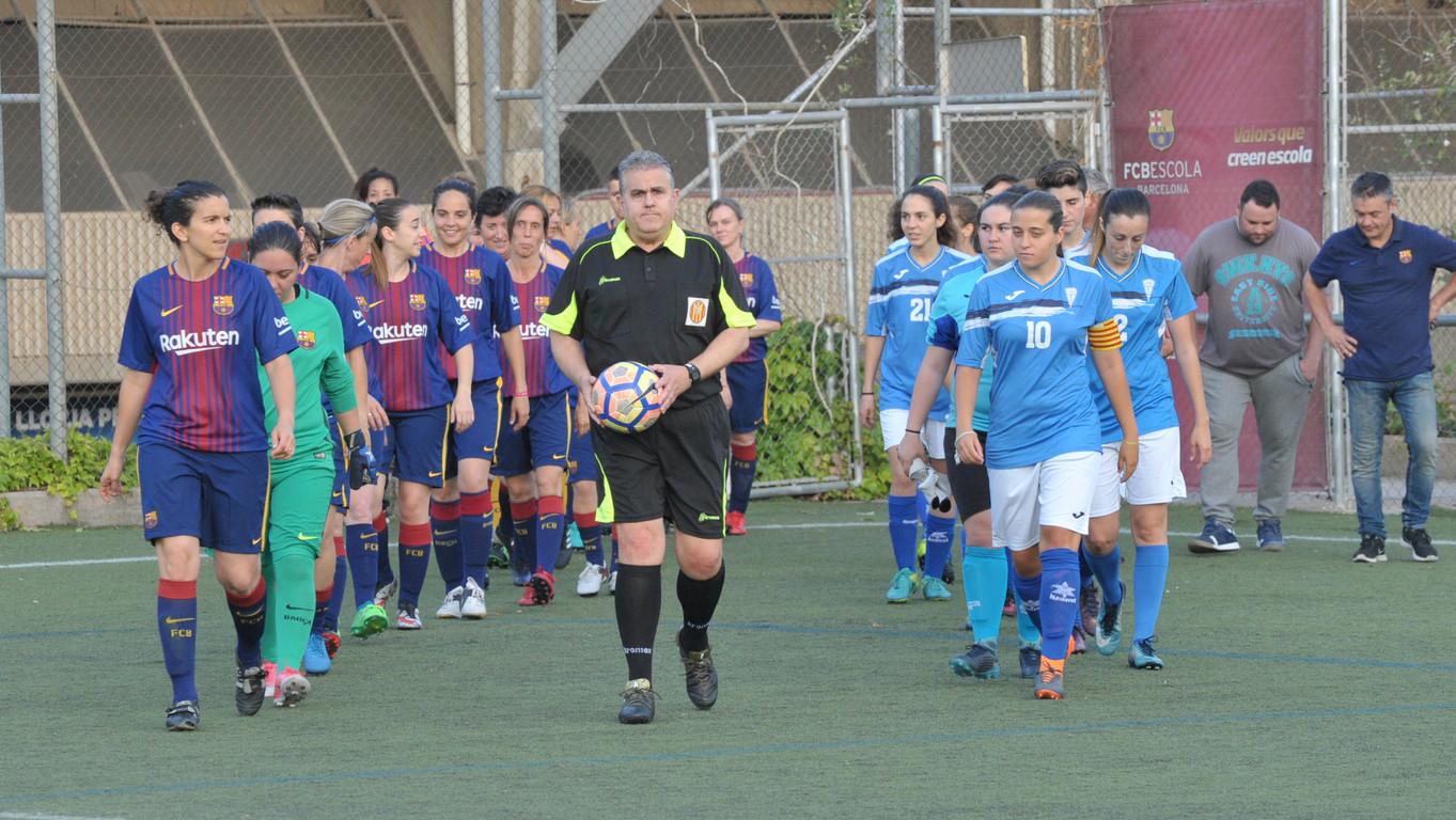 El últmo partido de las jugadores de la Agrupación pone el punto final de una temporada de mejora del equipo femenino antes del verano
