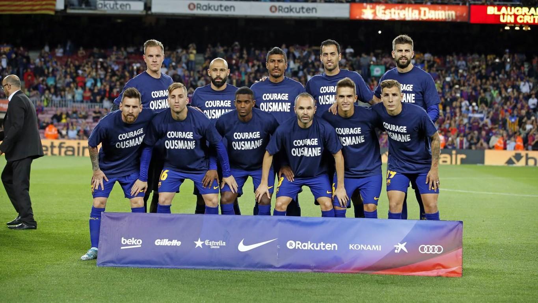 [Ảnh] Barça - Eibar (6-1)