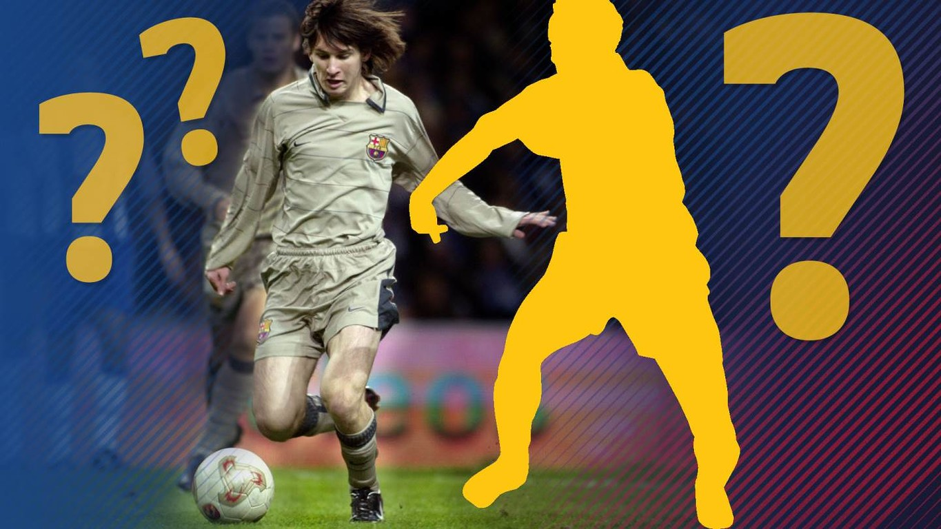 What number was he wearing that day in November 2003? Who was Barça manager? What was the final score? These questions and more to test your Messi debut knowledge!