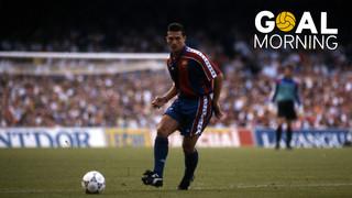 Goal Morning! Avui el nostre gol del dia és de Guillermo Amor...