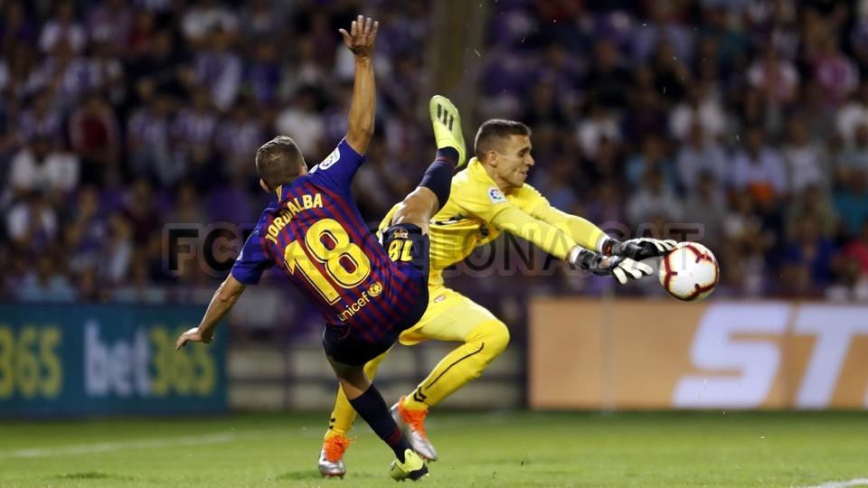صور مباراة : بلد الوليد - برشلونة 0-1 ( 25-08-2018 )  96710199