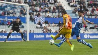 CE Sabadell 1 - FC Barcelona B 1