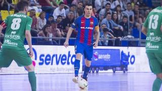 FC Barcelona Lassa 1 – Magna Gurpea 6 (Liga)