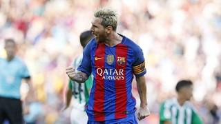 Greatest goals against Betis at Camp Nou