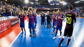 FC Barcelona Lassa 6 – Inter Movistar 3 (Liga)
