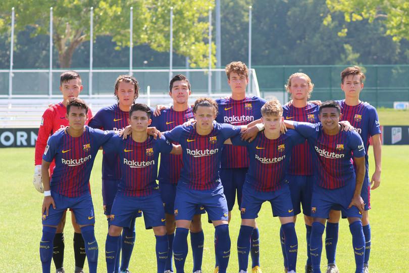 f5112bc1b5c the barça residency academy arizona u17 win bronze in the