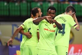 FC Barcelona Lassa - Chonburi: Golejada i tercera posició a la Copa Intercontinental (12-2)