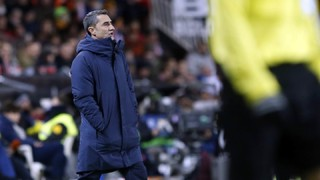 Ernesto Valverde: 'We deserve it'