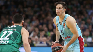 FC Barcelona Lassa tripped up by Zalgiris Kaunas, 90–74, in EuroLeague action