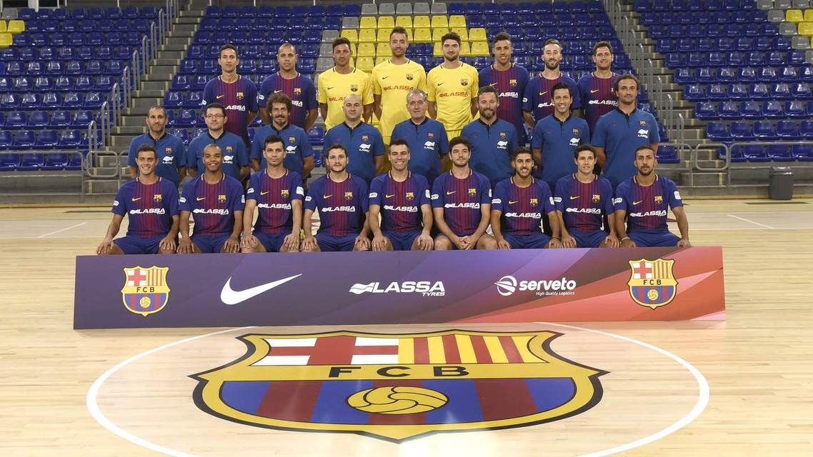 Barça Lassa Fútbol Sala 2017-2018 51496250