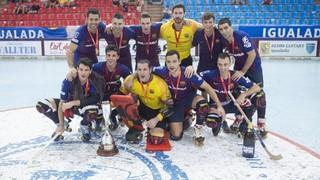 FC Barcelona Lassa 1 - Lleida 0