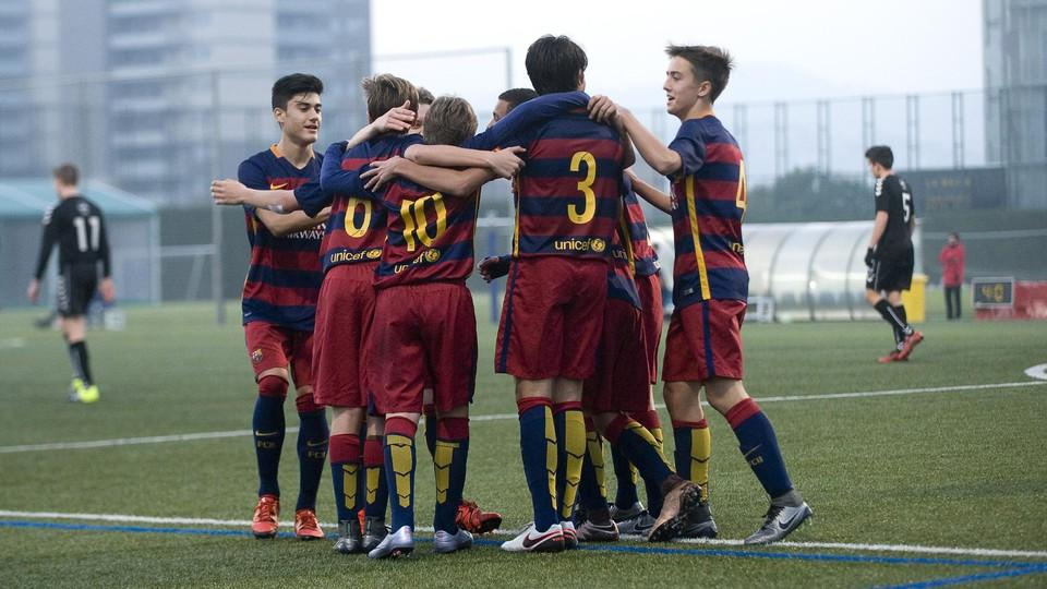how to join la masia barcelona academy