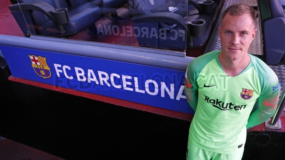 صور مباراة : برشلونة - بوكا جونيورز ( 16-08-2018 )  96023866
