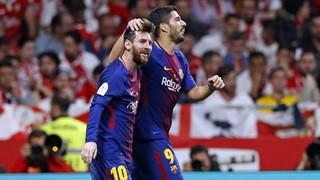Sevilla 0 - FC Barcelona 5