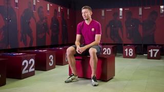 "Clément Lenglet: ""El Barça té un estil únic"""
