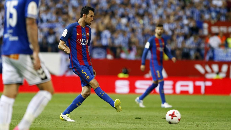 [Ảnh] Cúp nhà vua: Barça - Alaves (3-1)
