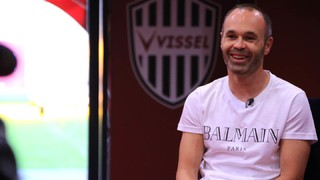 Exclusive interview with Andrés Iniesta