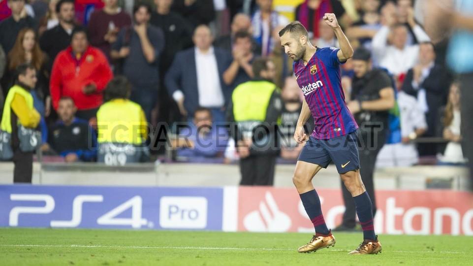 صور مباراة : برشلونة - إنتر ميلان 2-0 ( 24-10-2018 )  101527355