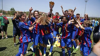 Top five La Masia goals from the weekend 10-11 June