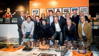 Wembley 25 Exhibit opens at FC Barcelona Museum