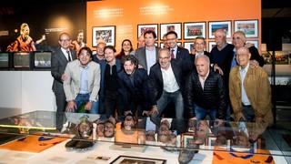 Wembley 25 Exhibit opens at FC Barcelona Museum