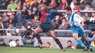 Patrick Kluivert: the unselfish 9