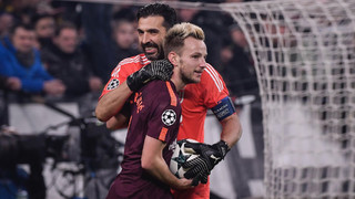 Ivan Rakitic and Gianluigi Buffon: a relationship that goes beyond football