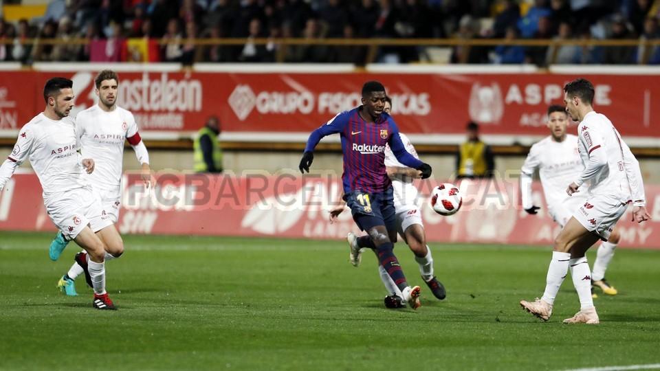 صور مباراة : كولتورال ليونيسا - برشلونة 0-1 ( 31-10-2018 ) كأس ملك إسبانيا 101924358