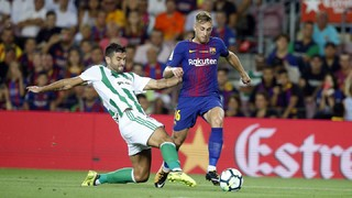 With the win over Real Betis, The Blaugrana have now won their opening games in La Liga for nine straight seasons since 2009/10