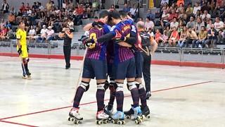 Vendrell – Barça Lassa: Victòria per ser primers de grup (1-5)