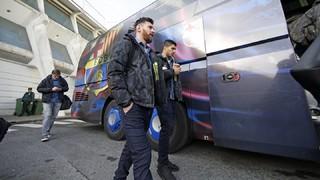 FC Barcelona trip to Eibar