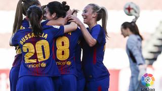 Sevilla 0 - FC Barcelona 2 (Liga)