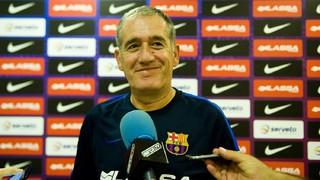 """Andreu Plaza: """"La lliga ha pujat de nivell i tots els punts seran cars"""""""