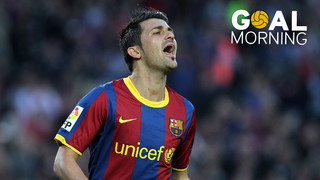 Goal Morning! Do you remember this goal by David Villa?