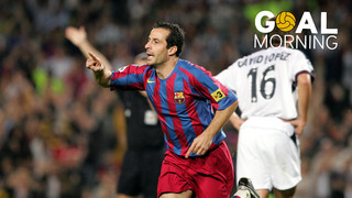 Goal Morning: Ludovic Giuly vs Osasuna