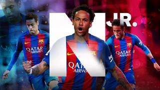 Els 10 millors gols de Neymar Jr a la temporada 2016/17