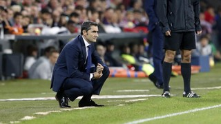 Ernesto Valverde: 'Difficult match, important win'