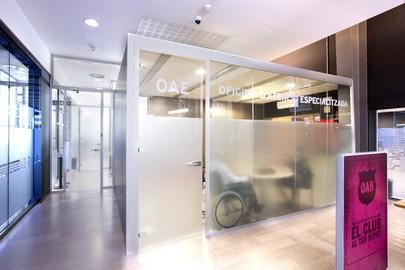 Oficina de atenci n especializada fc barcelona for Oficina de registro barcelona