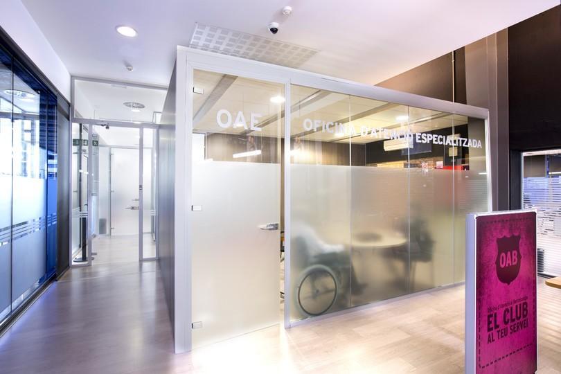 Oficina de atenci n especializada fc barcelona for Oficinas fc barcelona