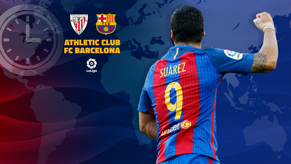 Cu ndo y d nde ver el athletic club fc barcelona fc for Donde ver barcelona