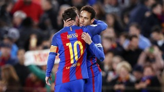"""Neymar Jr: """"Contra el PSG correremos y lucharemos y ya veremos qué pasa"""""""
