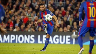 FC Barcelona 4 - Borussia Mönchengladbach 0 (1 minut)