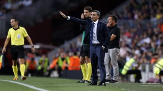 Ernesto Valverde: The season has only just started