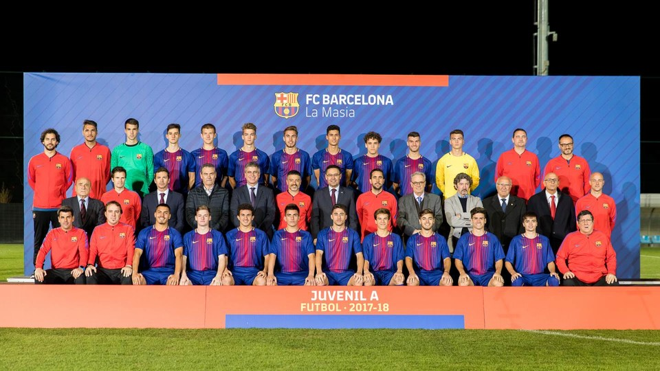 FC Barcelona - Juvenil A 2017/2018 - FC Barcelona